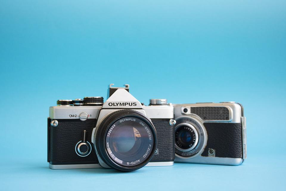 Camera, Old, Photography, Vintage, Retro, Antique