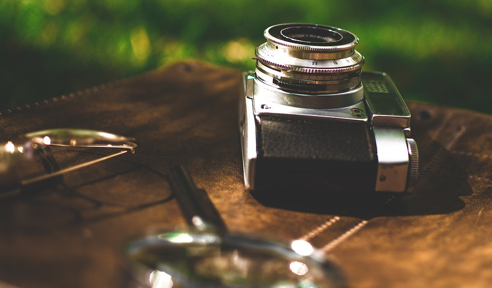 Camera, Old Camera, Retro, Vintage, Photos, Photo, Dslr