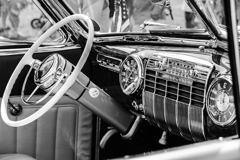 Free photo Vintage Classic Design Style Car Retro Old - Max Pixel