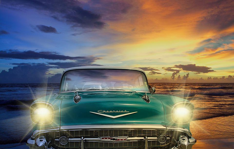 Free photo Vintage Classic Old Car Retro Auto Vehicle - Max Pixel