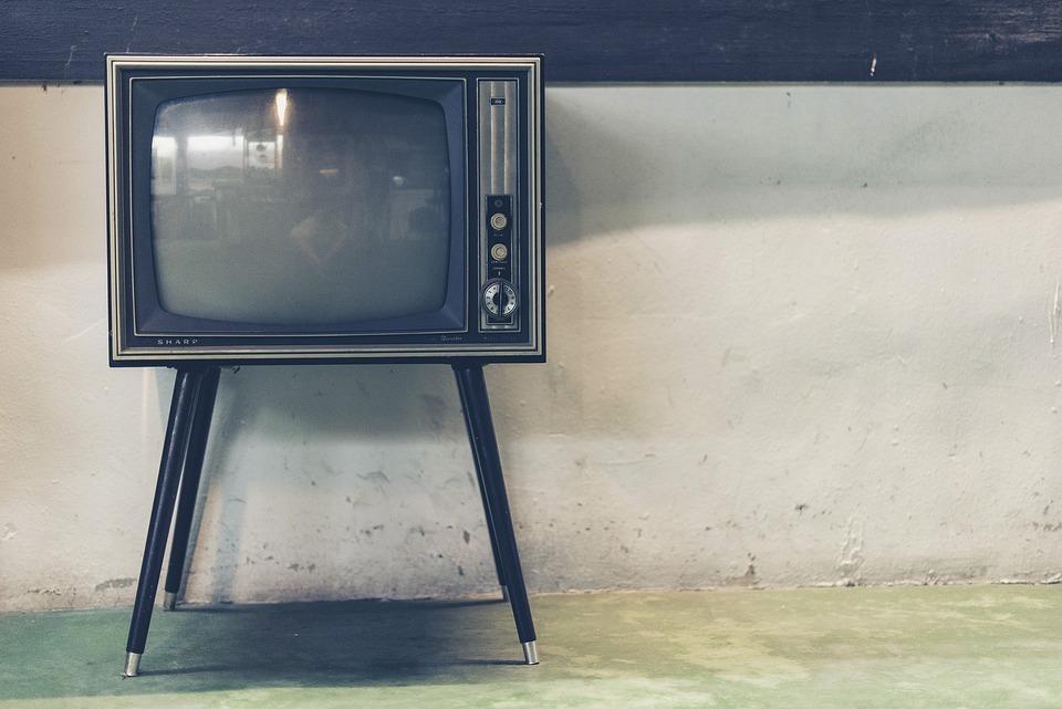 Tv, Television, Retro, Classic, Old, Antique, Vintage