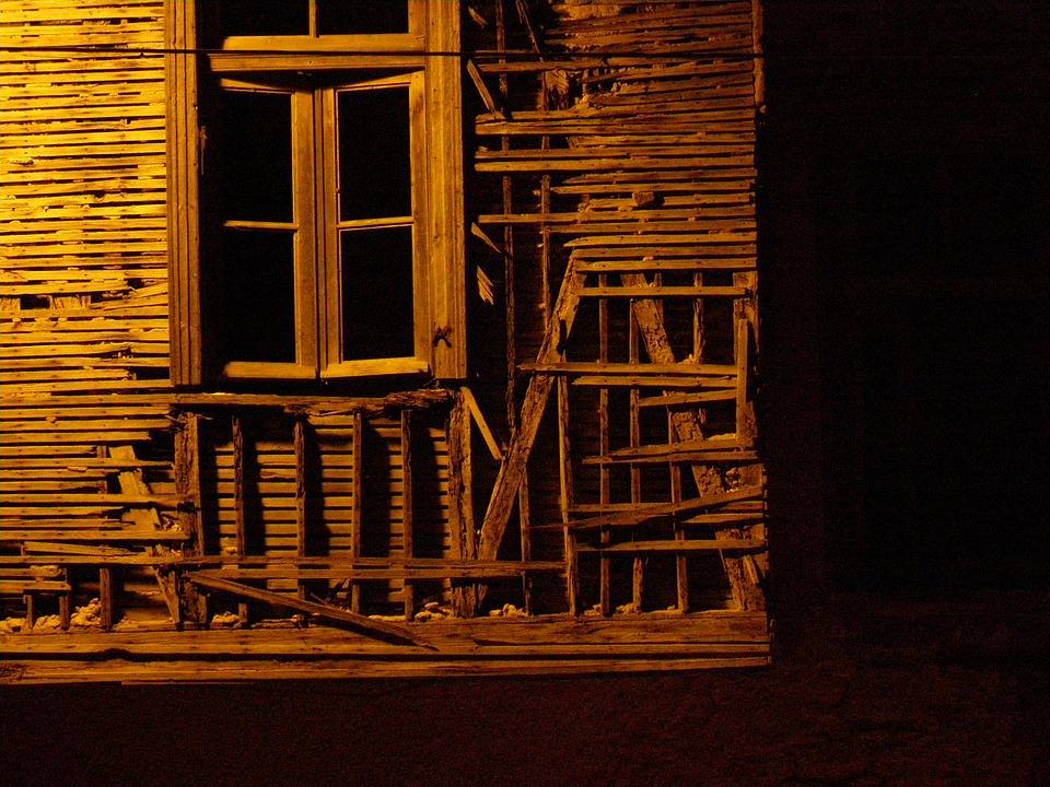Wreck, Abandoned, Rusty, Cracked, Vintage, Damaged