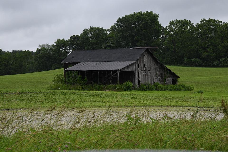 Barn, Abandoned, Vintage, Antique, Farm, Shabby