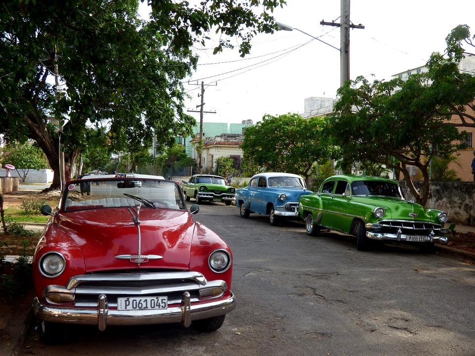 Free photo Vintage Havana Old Transportation Cuba Retro Cars - Max Pixel