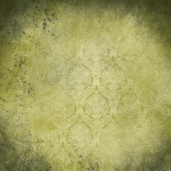 Background, Victorian, Old, Wallpaper, Grunge, Vintage