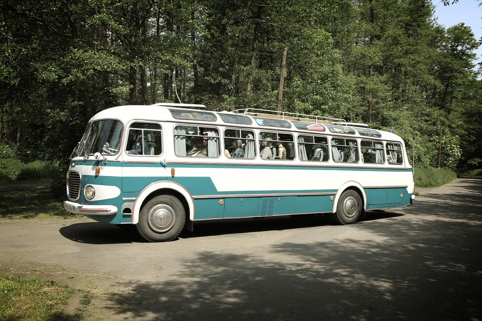 Old, Bus, Oldtimer, Vintage, Retro, Travel
