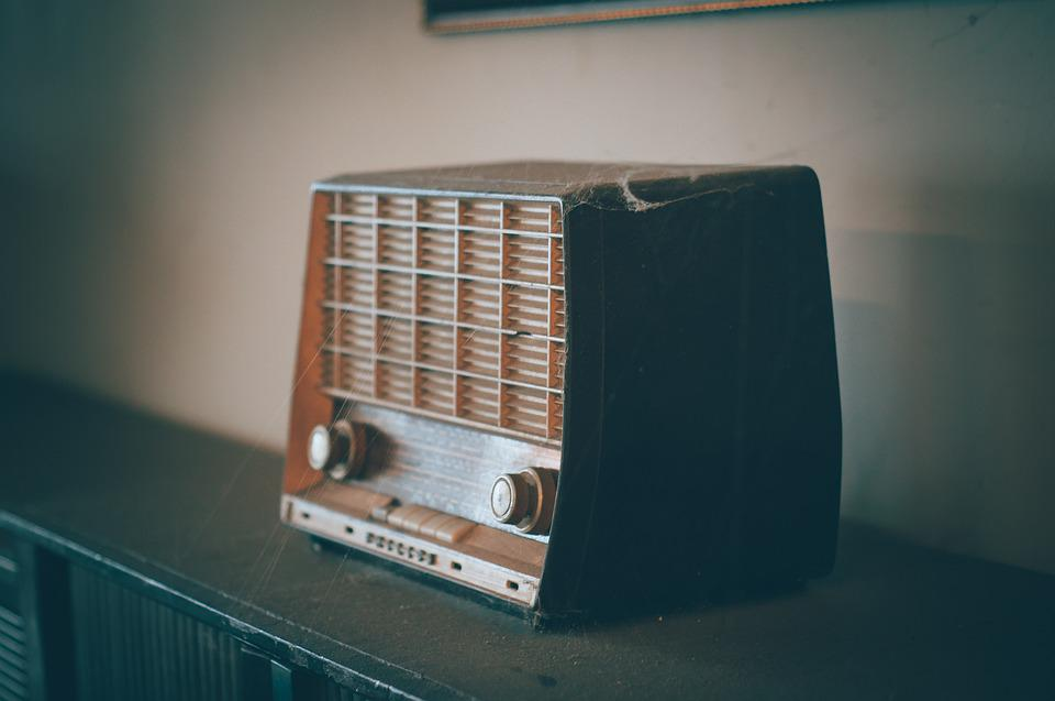 Antiques, Vintage, Vietnam, Radio