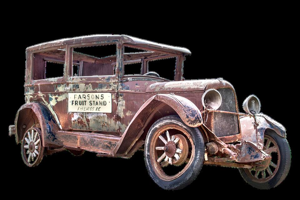 Auto, Car, Retro, Vintage, Automotive, Old, Antique Car
