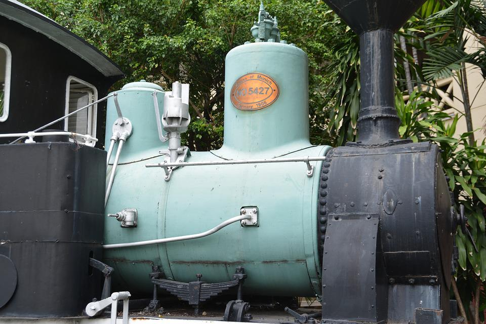 Free photo Vintage Train Munich Engine Germany Boiler Steam - Max Pixel
