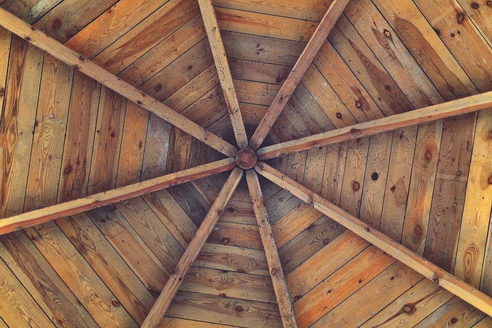 Free Photo Vintage Wood Roof Boards Wooden Ceiling Old Max Pixel