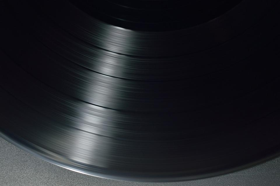 Vinyl, Vinyl Record, Sound, Music, Bright, Turntable