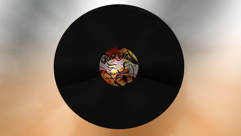 Record, Music, Vinyl, Lp