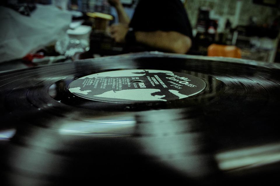 Free photo Vinyl Record Old Lp Vintage Vinyl Record - Max Pixel