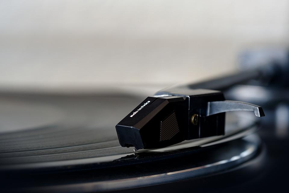 Plate, Record, Vinyl, Turntable, Analog, Hifi, Audio