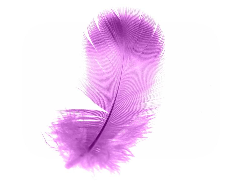 Pen, Violet, Angel, Spirituality, Spiritual, Spirit
