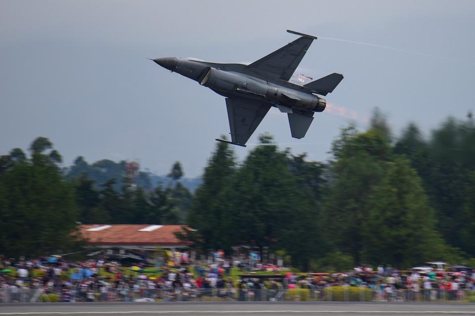 Viper East Demonstration Team, F-16, Usaf