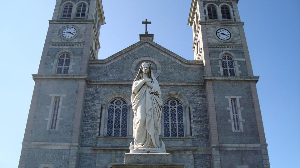 Saint, Virgin Mary, Queen Of Heaven, Catholic, Religion