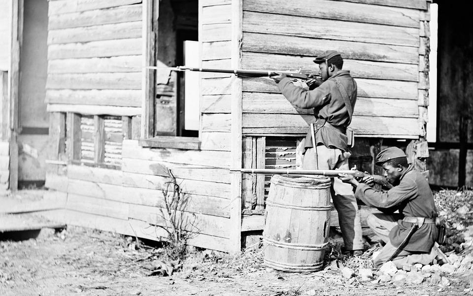 Civil War, Virginia, 1864, Black, Civil Rights, America