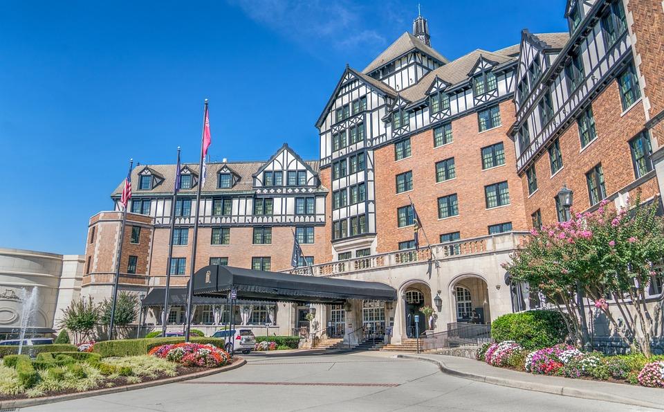 Hotel Roanoke, Virginia, Landmark, Historic