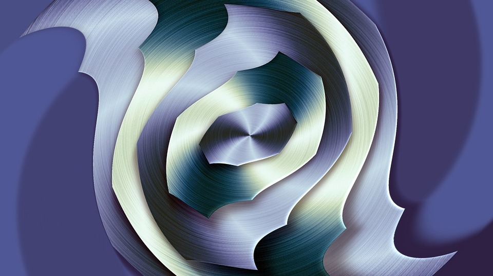 Abstract, Geometric, Graphic Art, Virtual Art