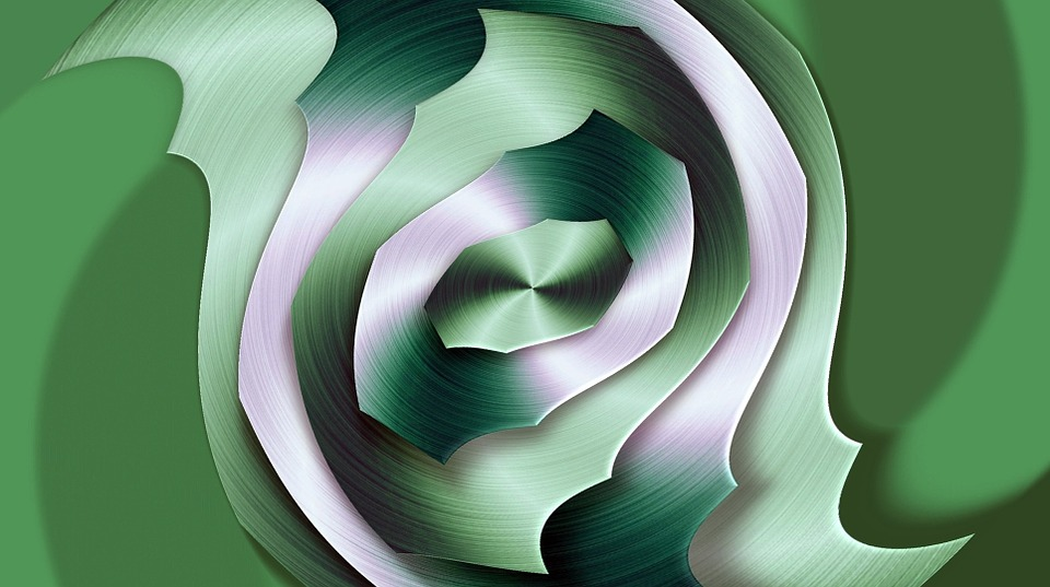 Abstract, Geometric, Graphic Art, Virtual Art