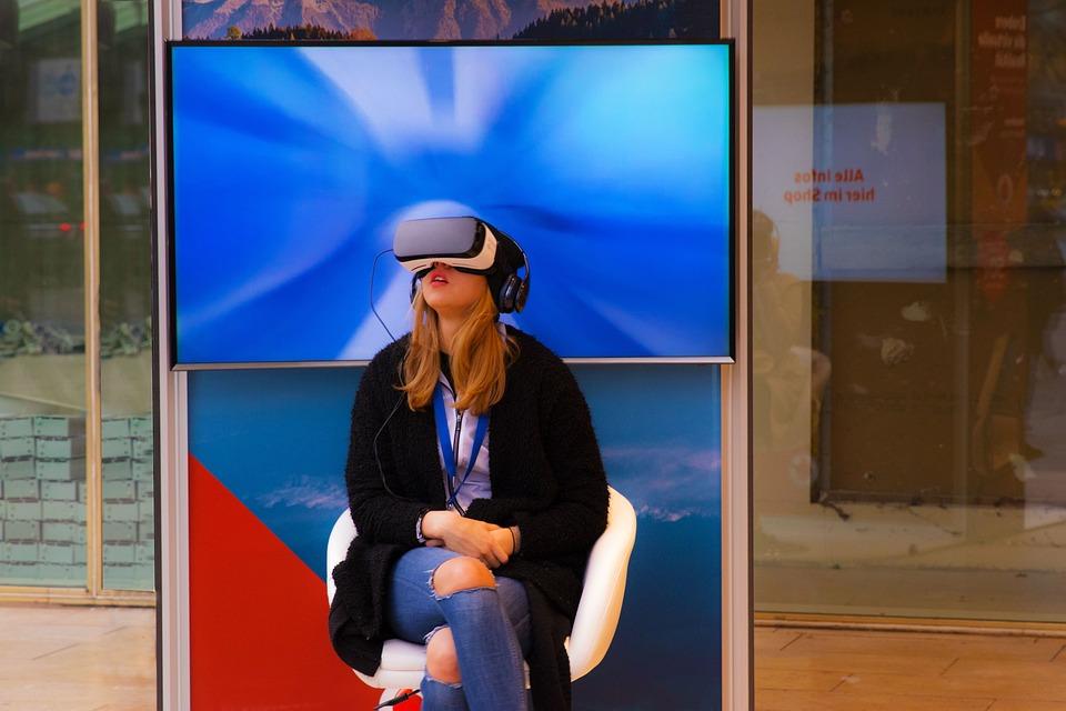 Berlin, Oculus Rift, 3d, Virtual Reality, Virtual