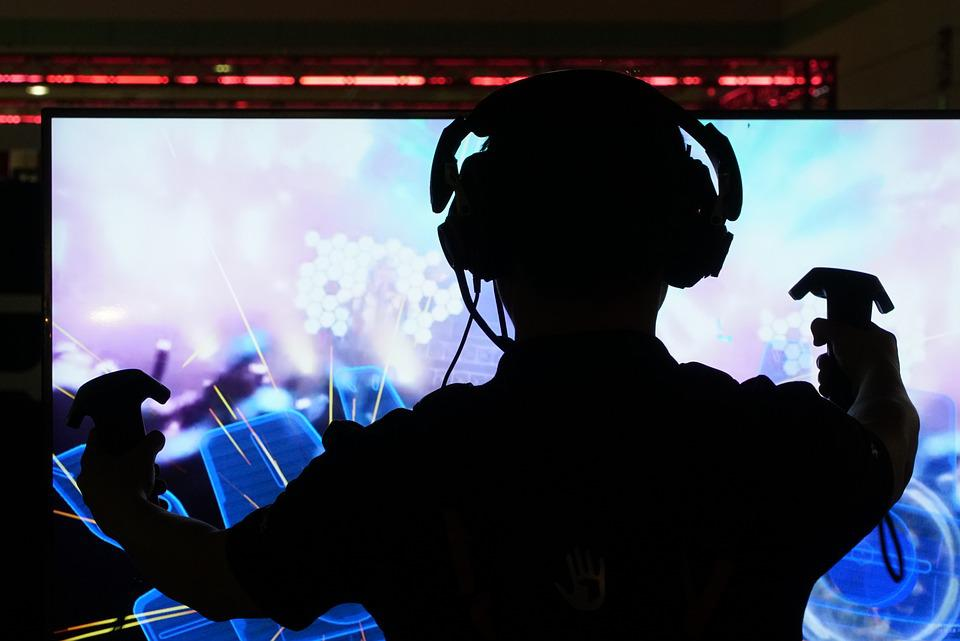 Vr, Game, Games, Entertainment, Virtual, Technique