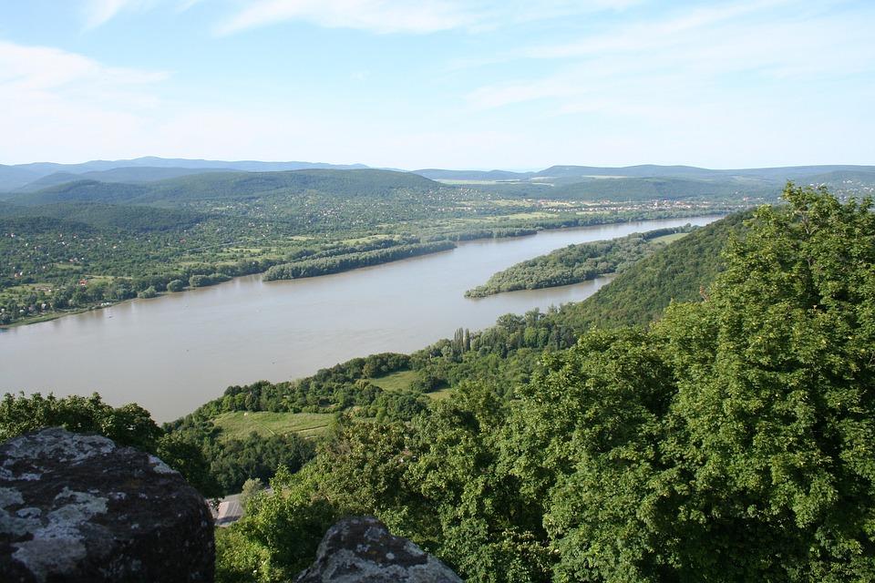 Danube, River, Visegrád
