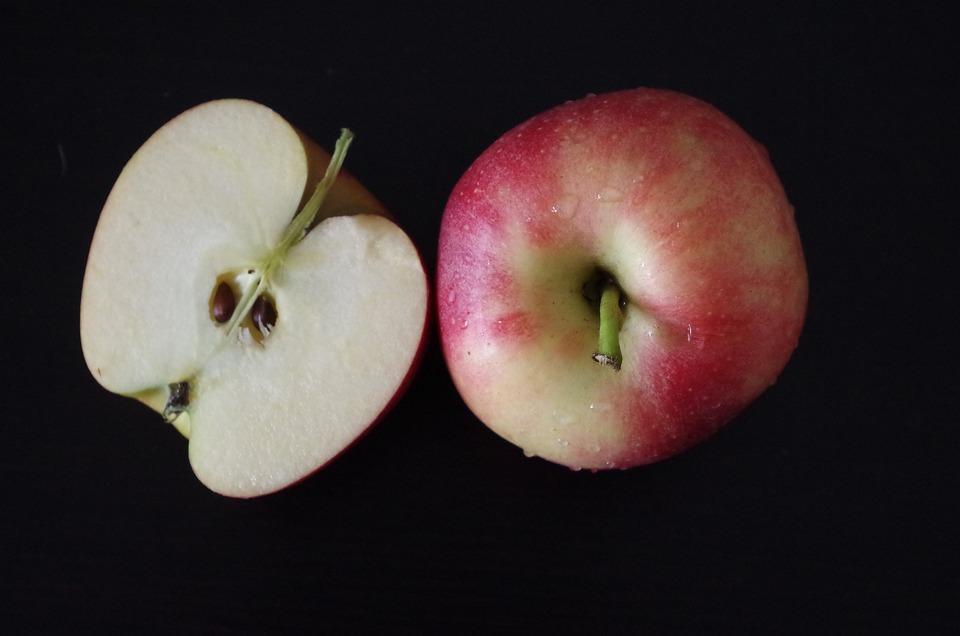 Apple, Fruit, Health, Red, Vitamin