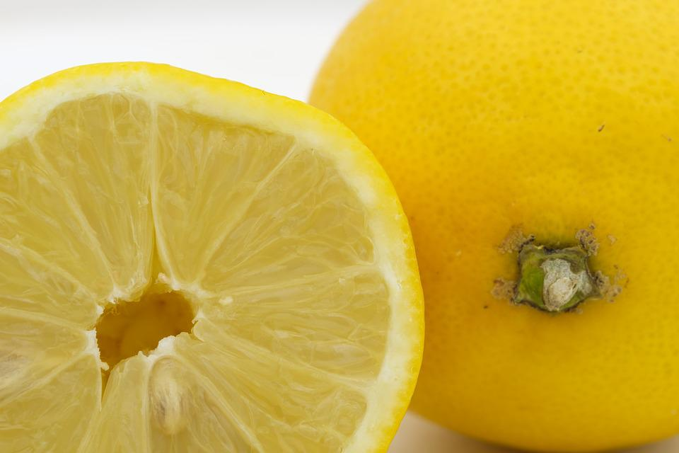Lemon, Fruit, Citrus Fruit, Vitamins, Vitamin C