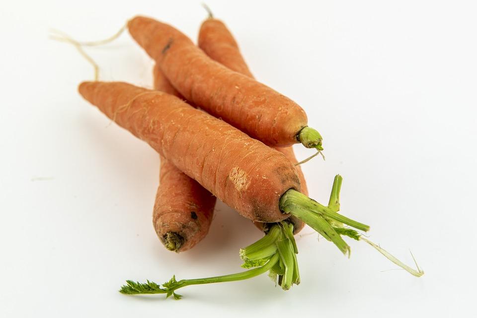 Carrots, Vegetables, Red, Food, Fresh, Eat, Vitamins