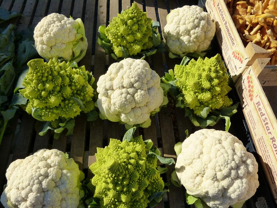 Cauliflower, Kohl, Cabbage, Food, Vegetables, Vitamins