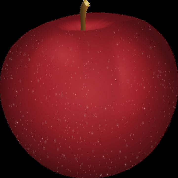 Apple, Red, Fruit, Food, Yummy, Juicy, Vitamins