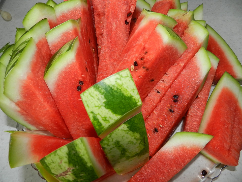 Watermelon, Health, Heat, Vitamins, Fresh Fruit