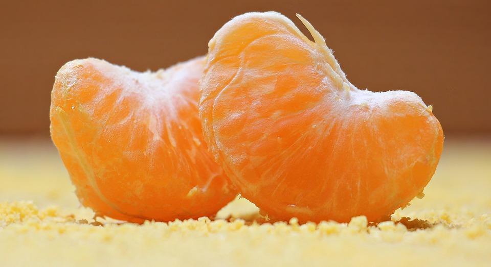 Tangerines, Fruit, Clementines, Citrus Fruit, Vitamins