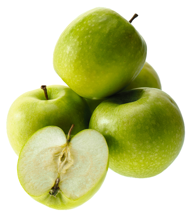 Apples Free, Fruit, Isolated, Food, Healthy, Vitamins
