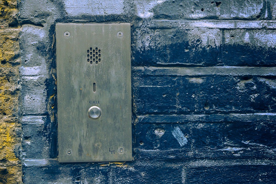 Wall, Call, Voice, Door, House, Safety