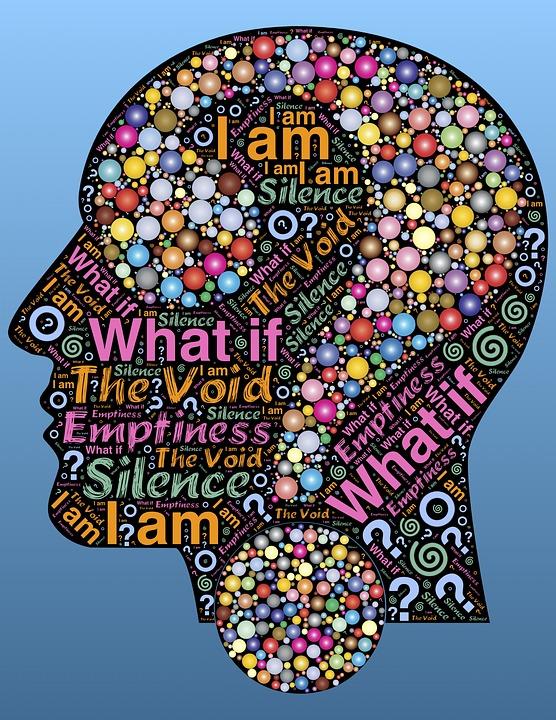 Silence, Emptiness, Zen, Void, Question, Profile, Head