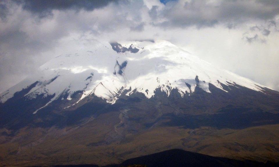 Volcano, Cotopaxi, Ecuador