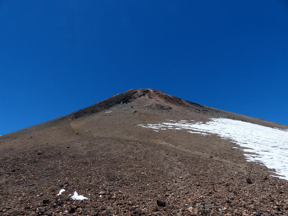 Teide, Mountain, Summit, Volcano, Tenerife