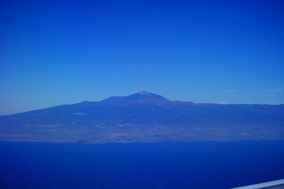 Tenerife, Teide, Mountain, Volcano, Pico Del Teide