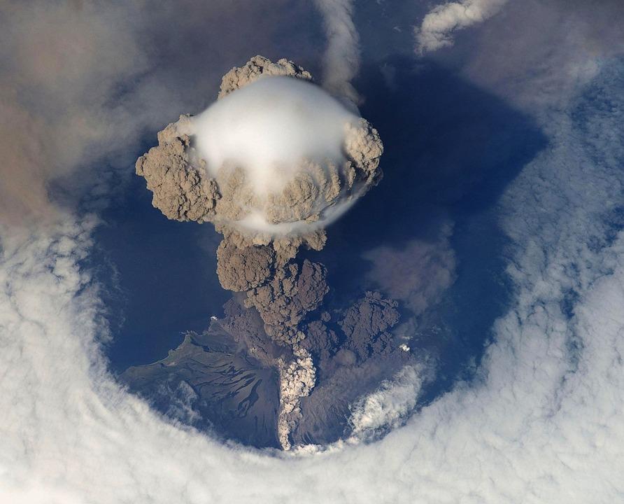Volcanic Eruption, Eruption, Volcano, Volcanism