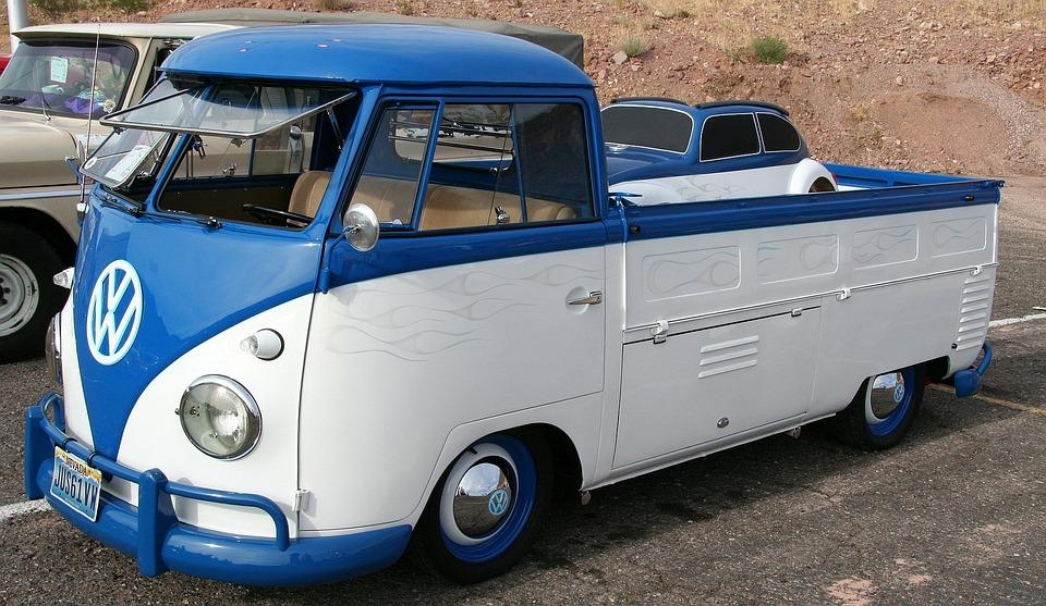 Vw, Bus, Vw Bus, Historically, Classic, Volkswagen Vw