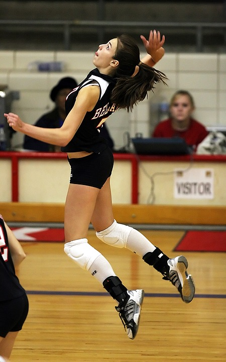 Volleyball, Player, Spike, Athlete, Volley, Game, Sport