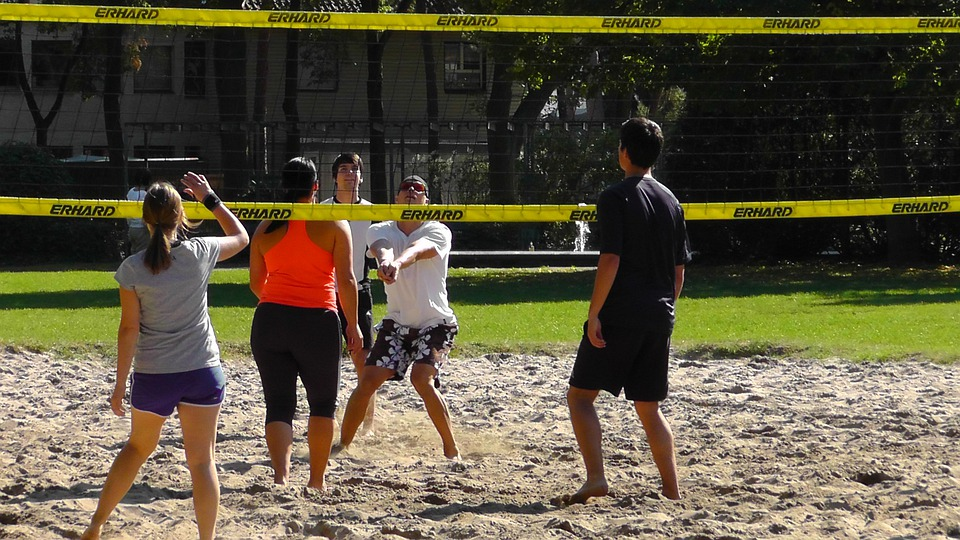 Volleyball, Sport, Ball, Play, Beach Volley, Play Ball