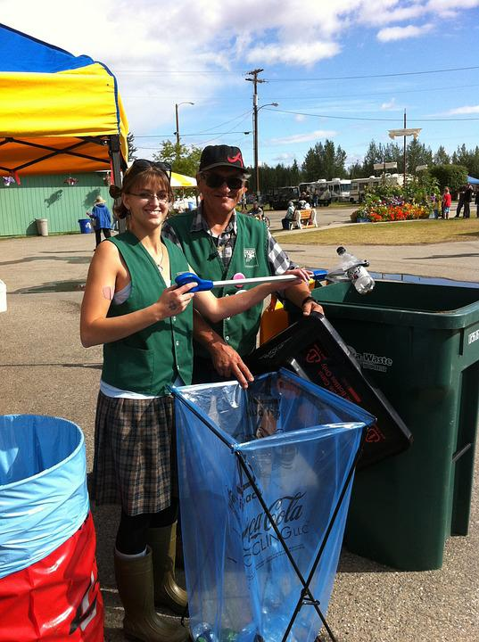 Recycling, Special Event, Volunteers, Recycle