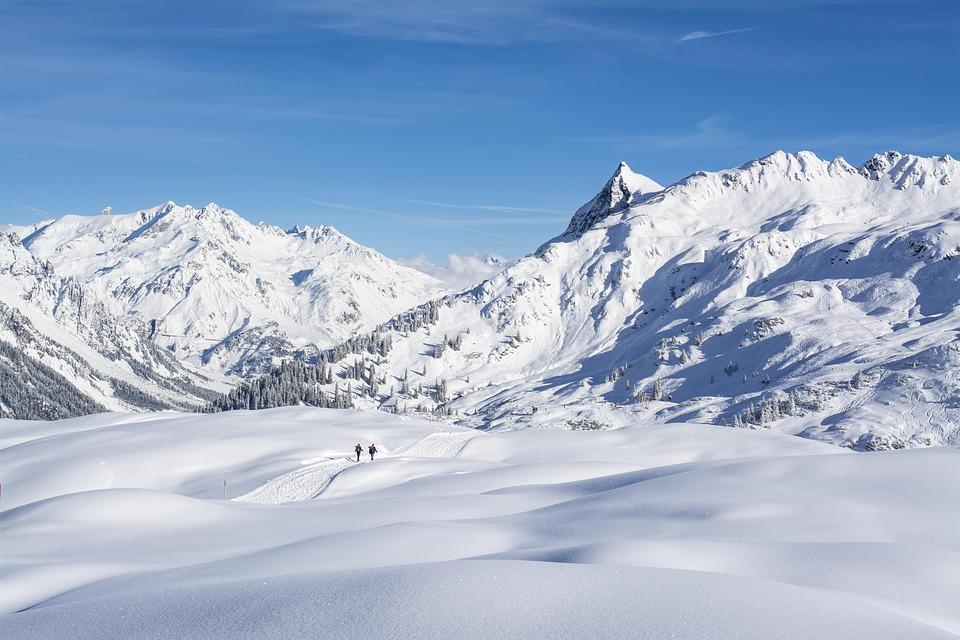Vorarlberg, Sun Head, Klostertal, Alpine, Austria