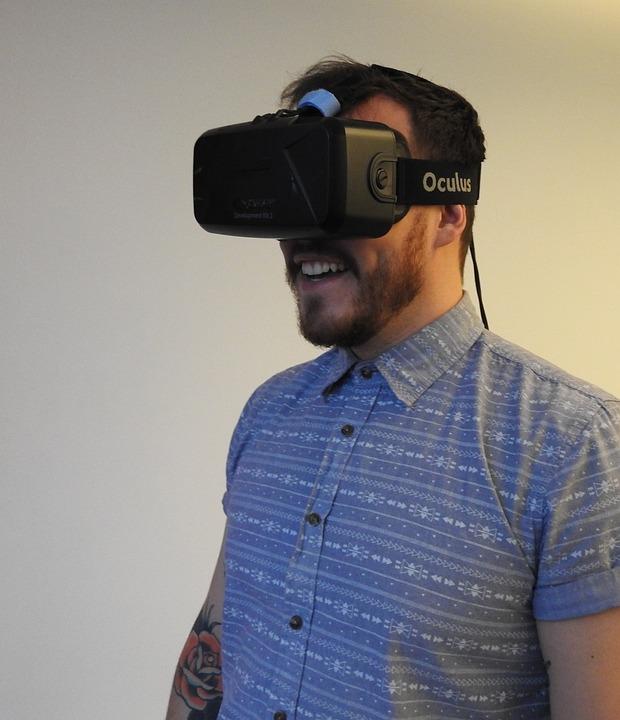Man, Vr, Virtual Reality, Technology, Virtual, Reality