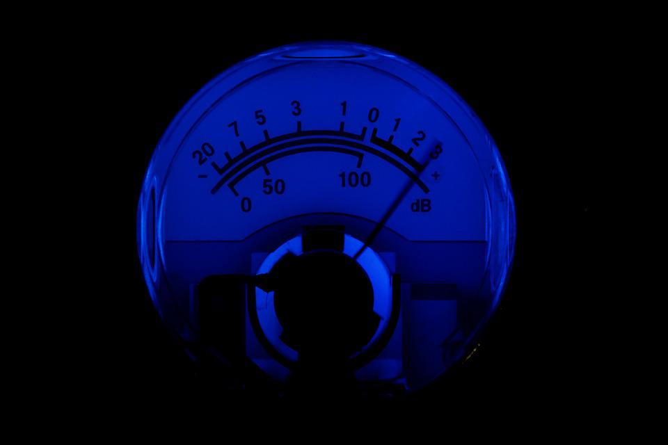 Technology, Instrument, Ad, Vu, Vu Meter, Db, Volume