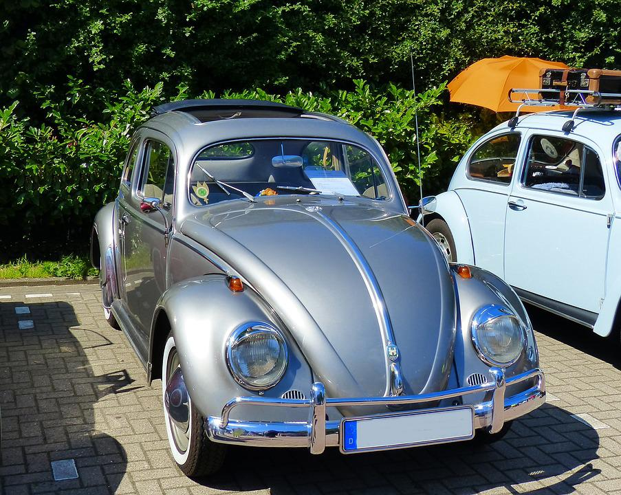 Free photo Vw Old Cars Historically Oldtimer Vw Beetle - Max Pixel